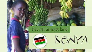 Det här är mitt land: Kenya