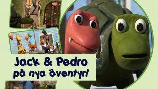 Jack och Pedro på nya äventyr, del 1: Jack bakom galler