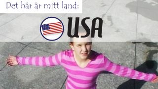 Det här är mitt land: USA