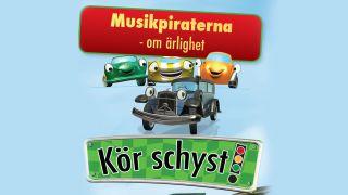 Kör Schyst: Musikpiraterna – om ärlighet