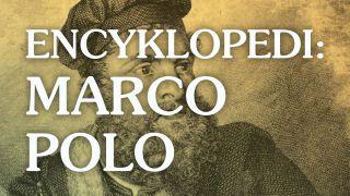 Encyklopedi – Marco Polo