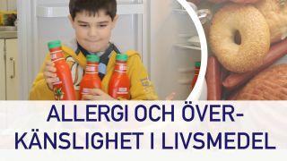 Allergi och överkänslighet i livsmedel