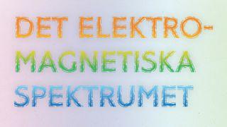 Det elektromagnetiska spektrumet
