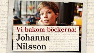 Johanna Nilsson (Vi bakom böckerna)
