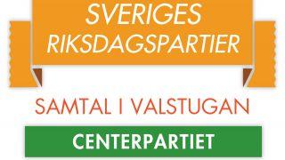 Centerpartiet (Sveriges Riksdagspartier: Samtal i valstugan)