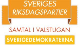 Sverigedemokraterna (Sveriges Riksdagspartier: Samtal i valstugan)