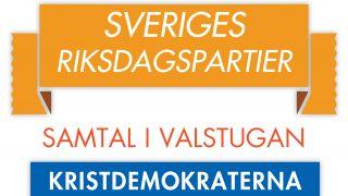 Kristdemokraterna (Sveriges Riksdagspartier: Samtal i valstugan)