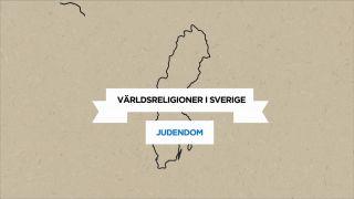Världsreligioner i Sverige – Judendom