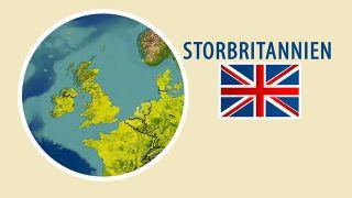 Världens länder i korthet – Storbritannien