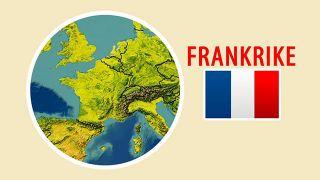 Världens länder i korthet – Frankrike
