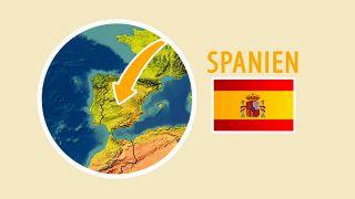Världens länder i korthet – Spanien