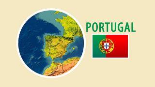 Världens länder i korthet – Portugal