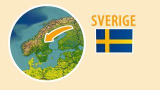 Sverige (Världens länder i korthet: Norden)