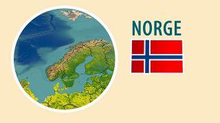 Norge (Världens länder i korthet: Norden)
