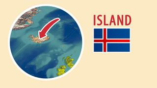 Island (Världens länder i korthet: Norden)