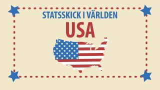 Politiska system: USA