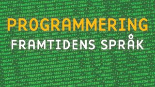 Programmering – framtidens språk