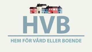 HVB - hem för vård eller boende