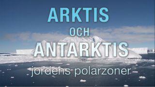 Arktis och Antarktis - jordens polarzoner