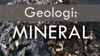 Geologi: Mineral