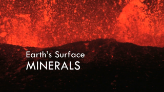 Earth´s Surface: Minerals