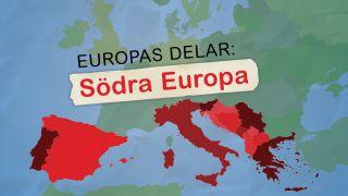 Europas delar - Södra Europa
