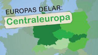 Europas delar: Centraleuropa