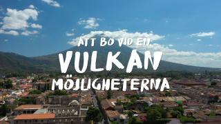 Att bo vid en vulkan: Möjligheterna