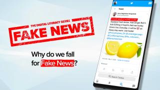 Varför faller vi för falska nyheter?