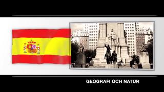 Spanien: Geografi och natur