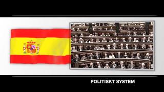 Spanien: Politiskt system