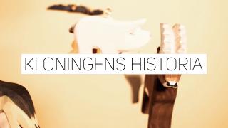 Kloningens historia