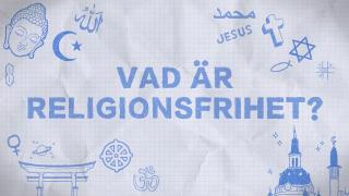 Fatta ordet! Religionsfrihet