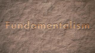 Fatta ordet! Fundamentalism