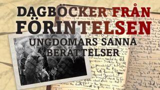 Dagböcker från förintelsen – Ungdomars verkliga berättelser