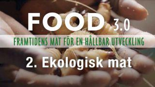 FOOD 3.0 – Framtidens mat för en hållbar utveckling: EKOLOGISK MAT