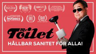 Mr Toilet – hållbar sanitet för alla!