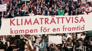 Klimaträttvisa - kampen för en framtid