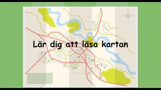 Lär dig att läsa kartan