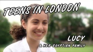Teens in London, part 3: Lucy