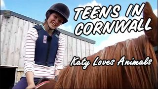 Teens in Cornwall, part 3: Katy Loves Animals