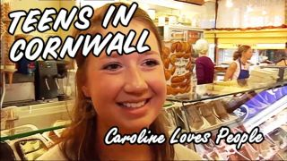 Teens in Cornwall, part 2: Caroline Loves People