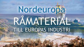 Nordeuropa - Råmaterial till Europas industri