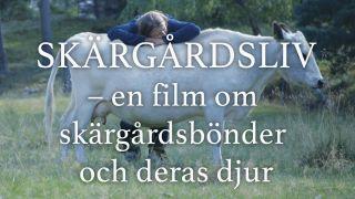 Skärgårdsliv - en film om skärgårdsbönder och deras djur