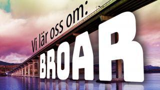 Vi lär oss om: Broar